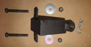 Transom clamp