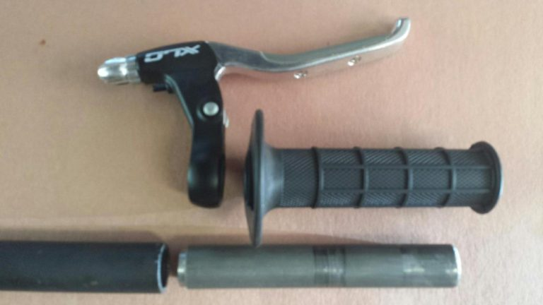 Grip update kit